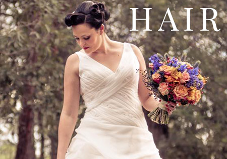 Illawarra Bridal Hair